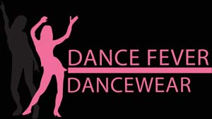 Dance Fever Logo Black